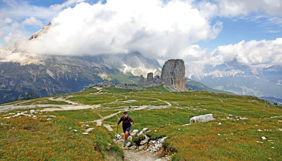 Dolomites Walking &amp; Hiking Tour
